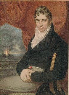 Self-portrait of Robert Fulton